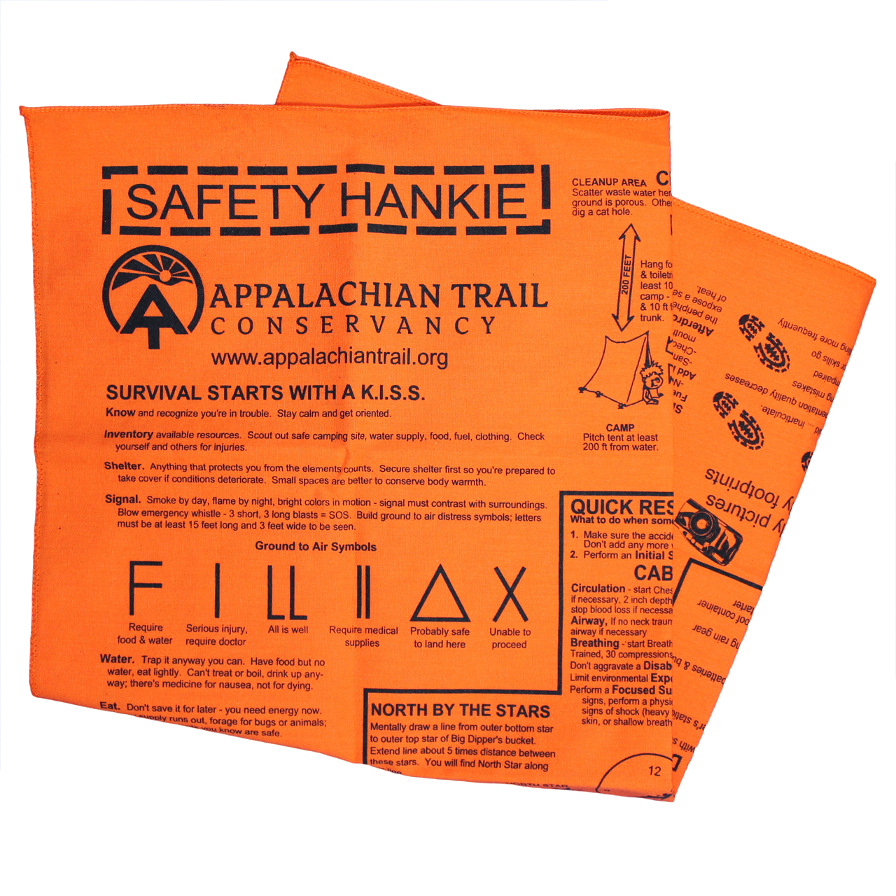 A.T. Safety Hankie